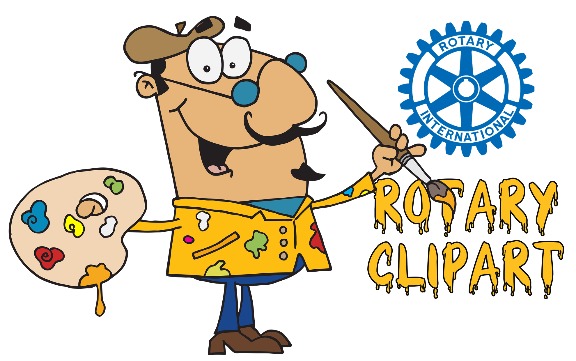 Rotary Related Clipart/Images.