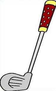 Golf Club Clip Art.