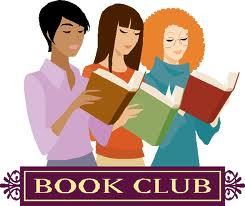 Ladies Book Club Clipart.