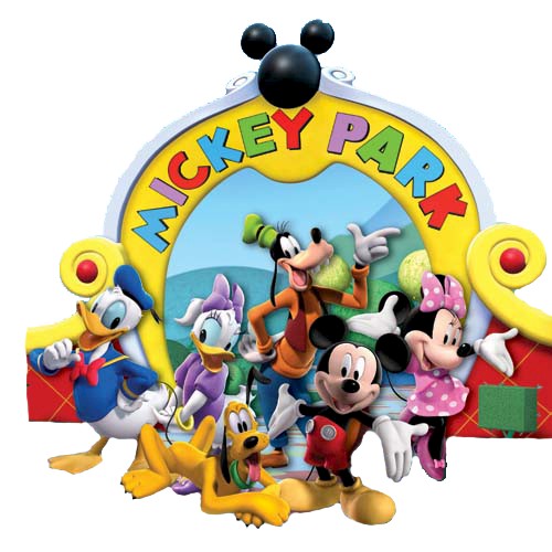 Mickey Mouse Clubhouse Clipart.
