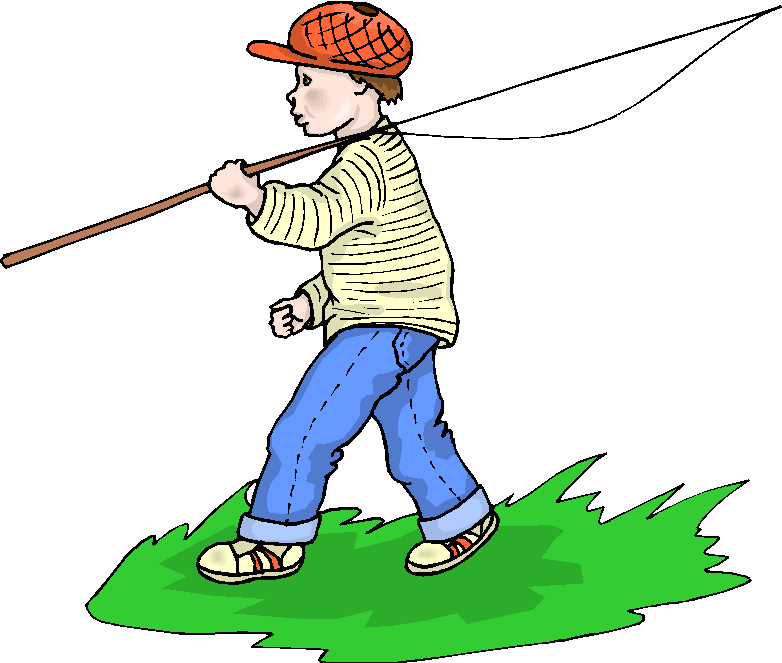Lake Fishing Clipart.