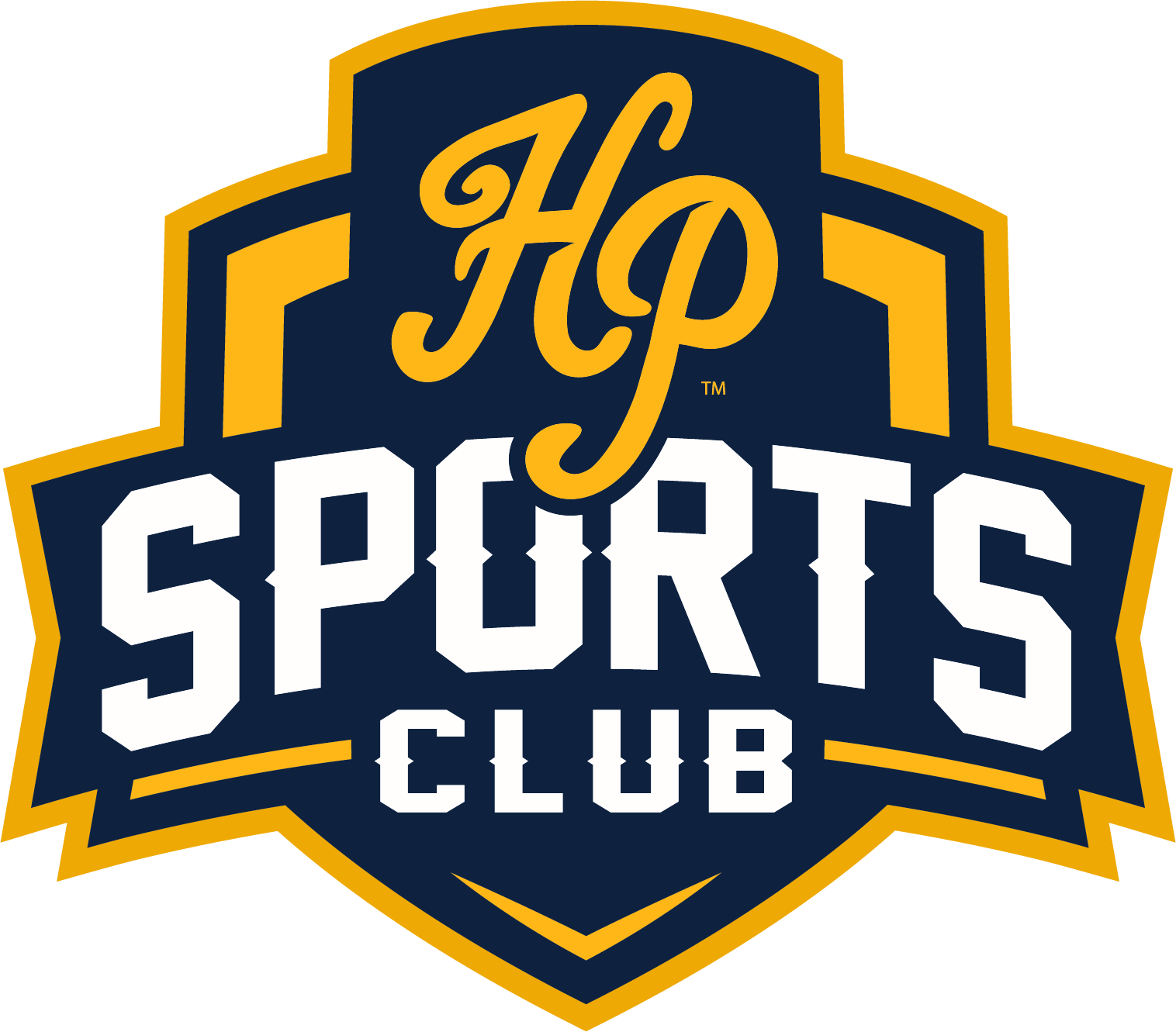 Hp Sports Club Logo Final Clipart.