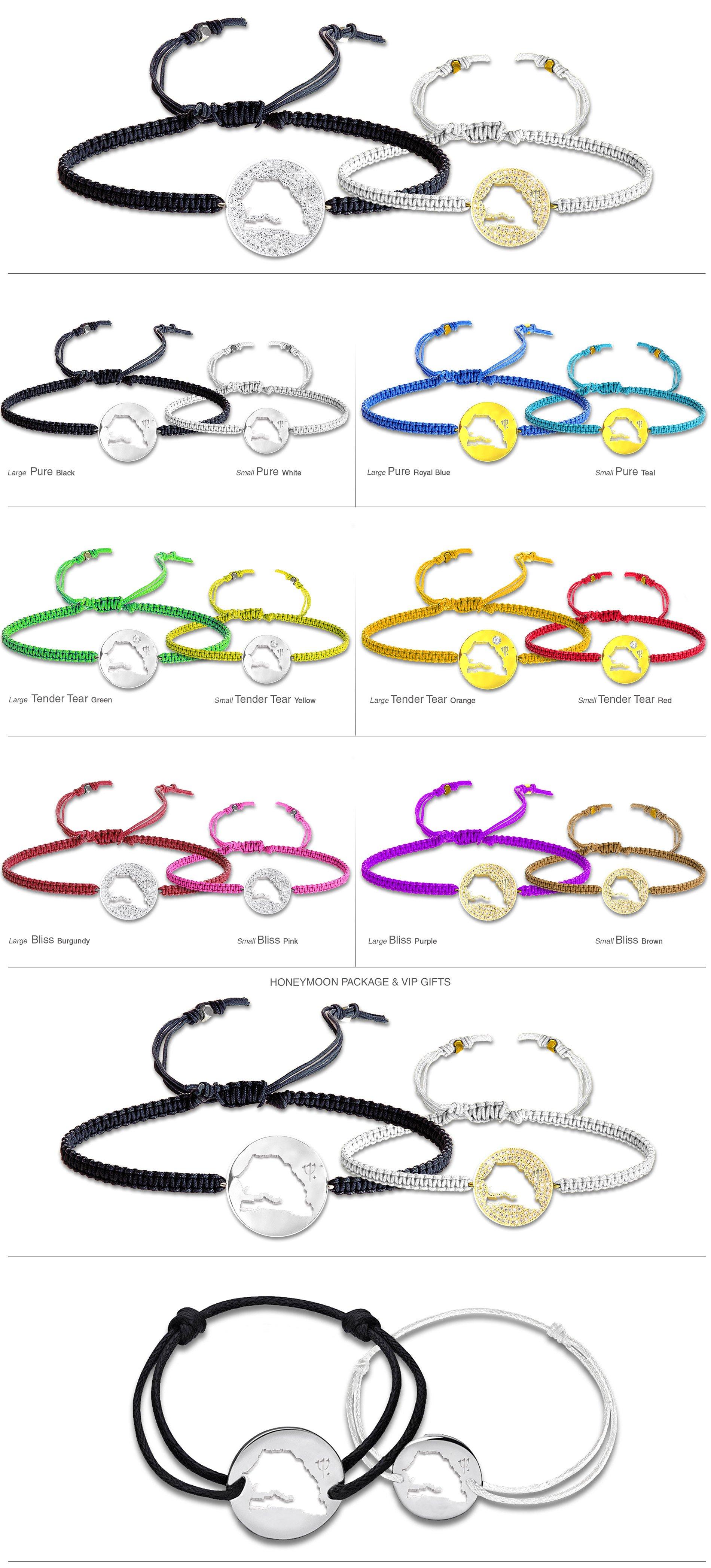 Club Med Senegal Bracelets.