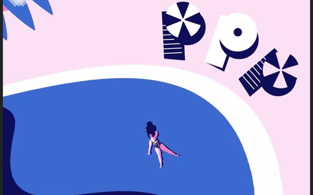 Creative work by François Peyranne for Club Med.