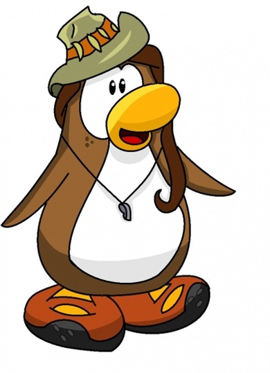 Download Penguin clipart Club Penguin Drawing.