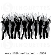 Royalty Free Stock Silhouette Designs of Website Backgrounds.