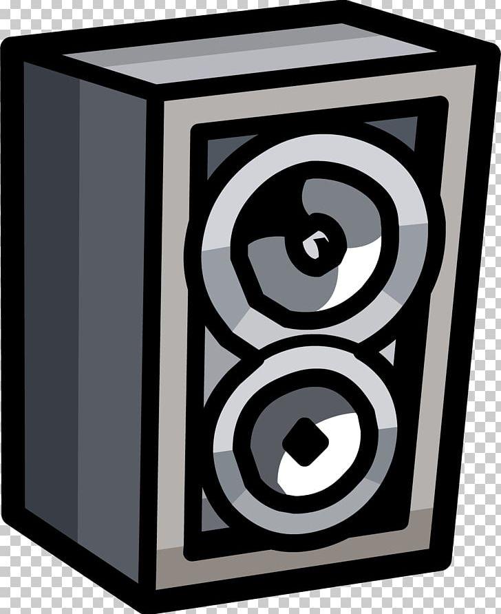Club Penguin Loudspeaker Computer Speakers PNG, Clipart, Angle.
