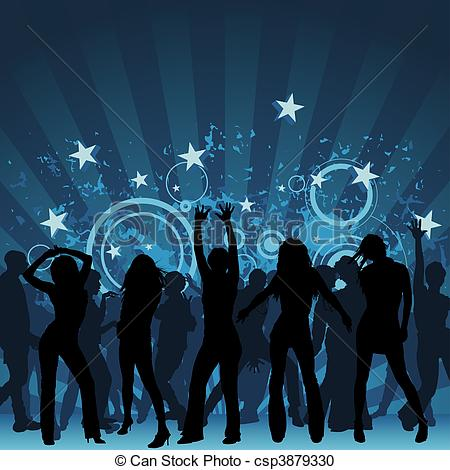 Clubbing Clipart and Stock Illustrations. 7,450 Clubbing vector.