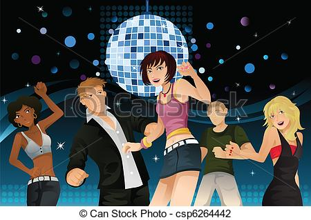 Nightclub Vector Clipart Royalty Free. 9,925 Nightclub clip art.