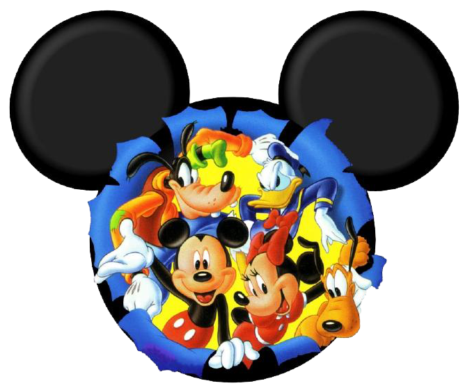printable mickey mouse clipart clipground