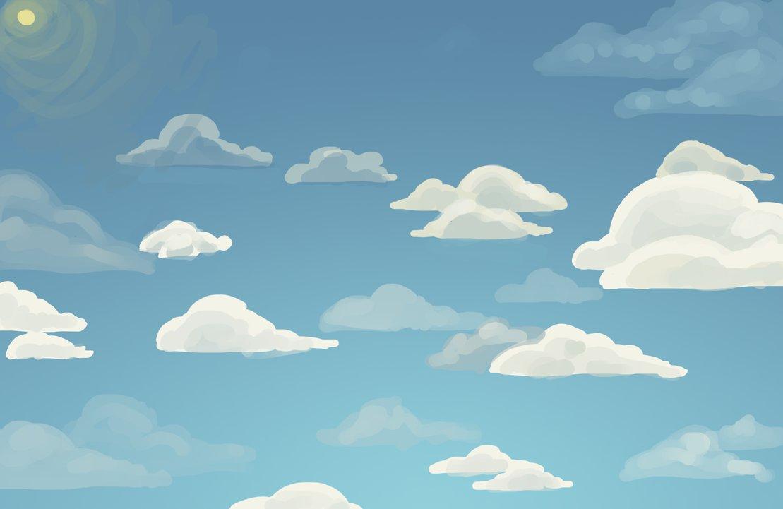 Clouds desktop clipart.
