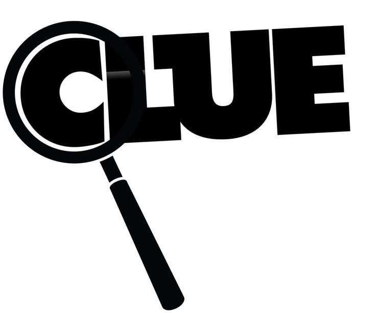 Clue Clip Art.