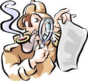 Clue Clipart.