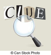clue clipart free #11