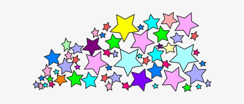 Stars Clipart Spray.