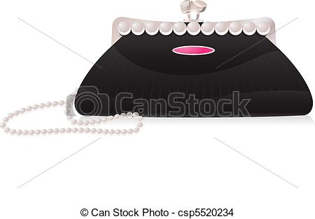 Clutch bag Vector Clipart Illustrations. 514 Clutch bag clip art.