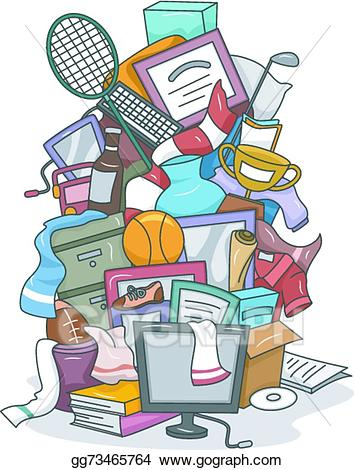 Clutter clipart 3 » Clipart Station.
