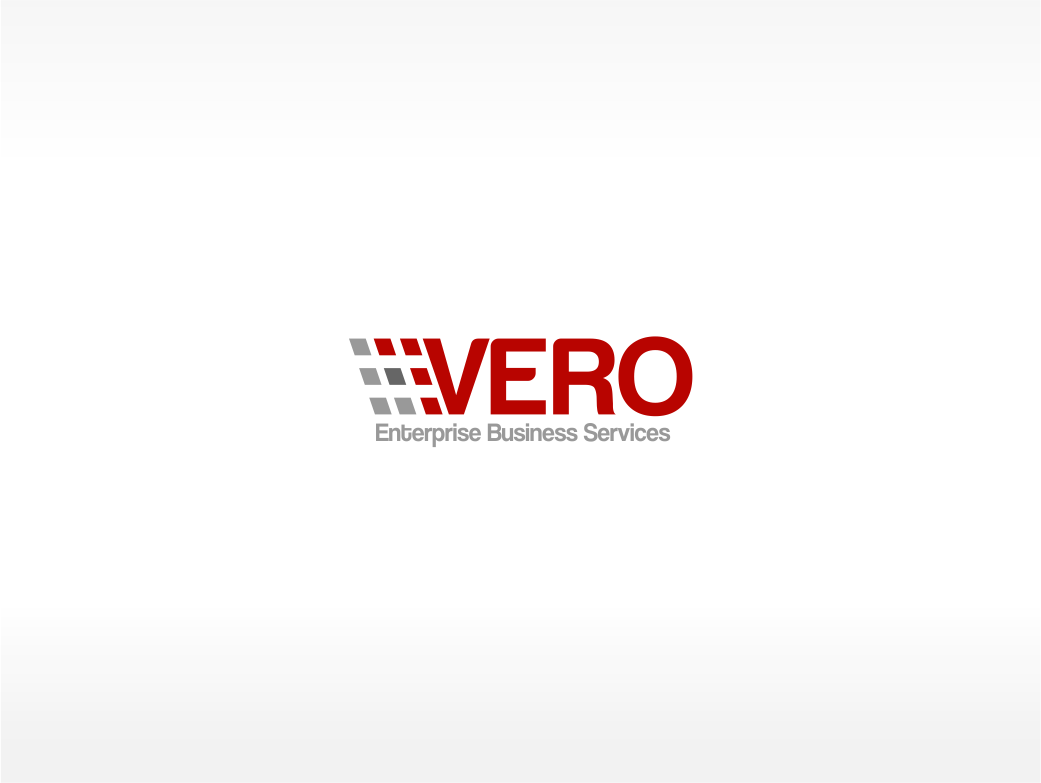 Serious, Bold, Business Service Logo Design for VERO by.