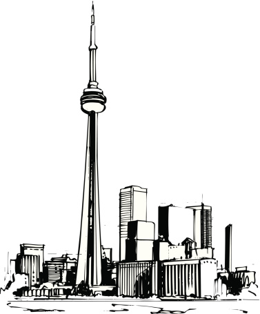 Cn Tower Clip Art, Vector Images & Illustrations.