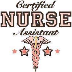Certified Nursing Assistant Clipart.