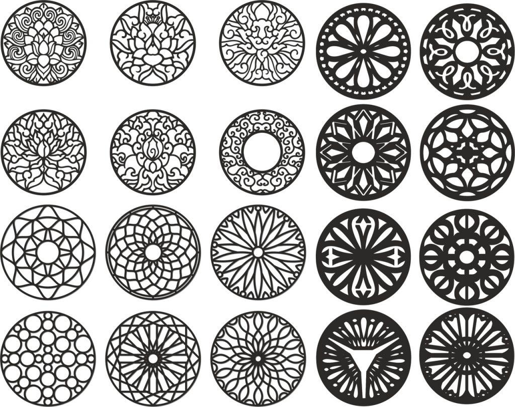 free cnc vector art design amp pattern files.