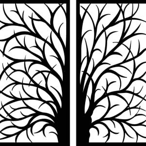 Decorative Round Grille Free Dxf Files For Cnc Router Cnc Vector Art.
