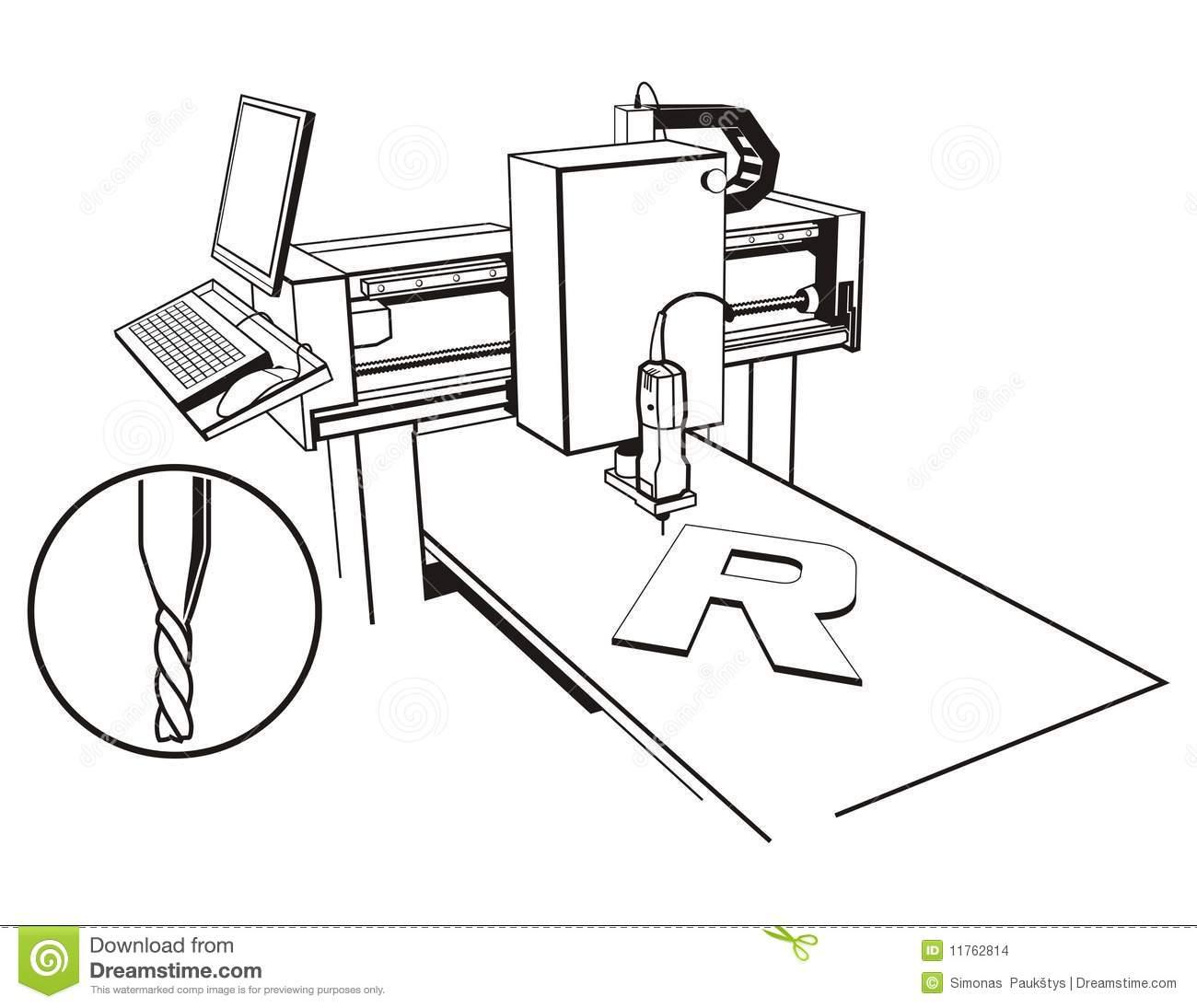 Cnc Cut Clipart Clipground