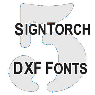 Top Stencil DXF Stencil Font DXF Fonts 5 Vector Graphics DXF Clip.