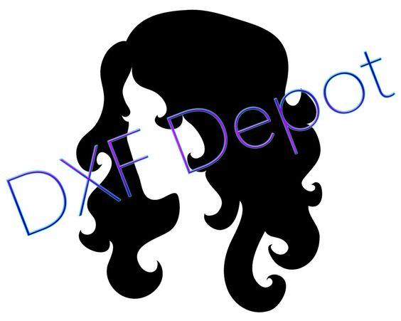 CNC, Art and Hair on Pinterest.