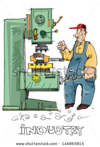 Machine Operator Stock Vectors, Images & Vector Art.