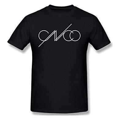 Amazon.com: ZZFfoushionB Men\'s CNCO Logo Fashion Print T.