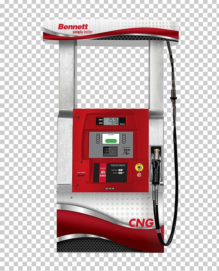 Fuel Dispenser Gasoline Compressed Natural Gas Filling.