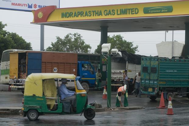 CNG price in Delhi hiked by `2.95 a kg; PNG `1 per unit.