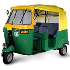 Download Free png CNG Auto Rickshaw With 4 Stro.