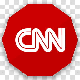 CNN transparent background PNG cliparts free download.