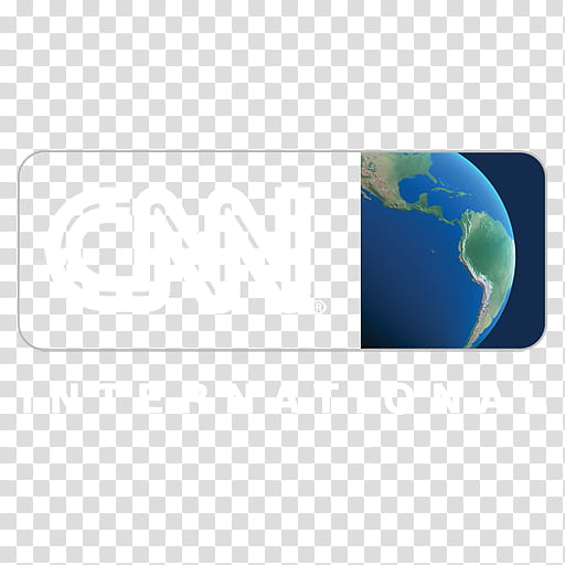 TV Channel icons pack, cnn international white transparent.