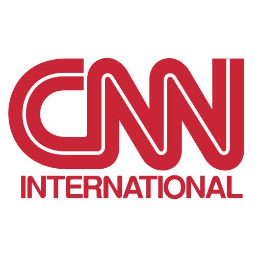 Cnn Logo Icon of Flat style.
