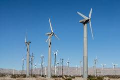 Windmills Coachella Valley Stock Illustrations.