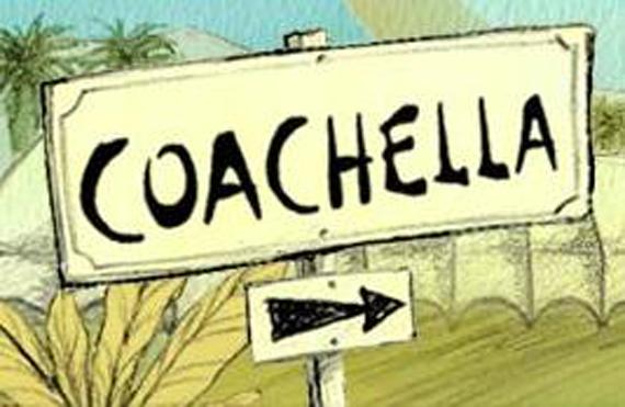 Coachella Clipart.