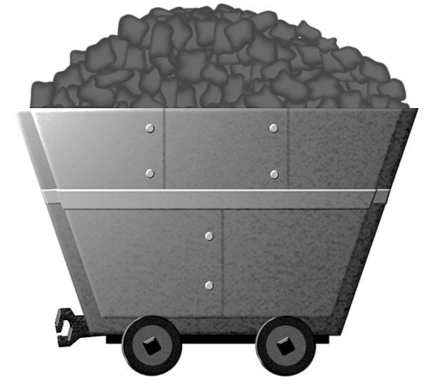 Coal Clipart.