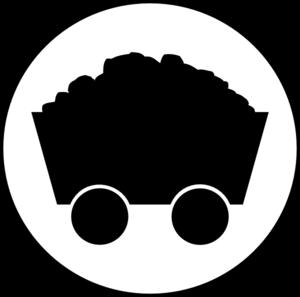 Coal Miner Clipart.