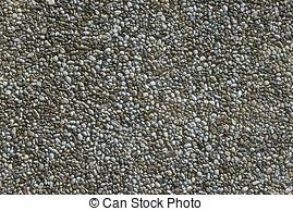 Picture of Coarse Gravel Texture.