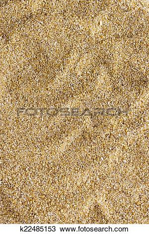 Drawing of Coarse sand k22485153.