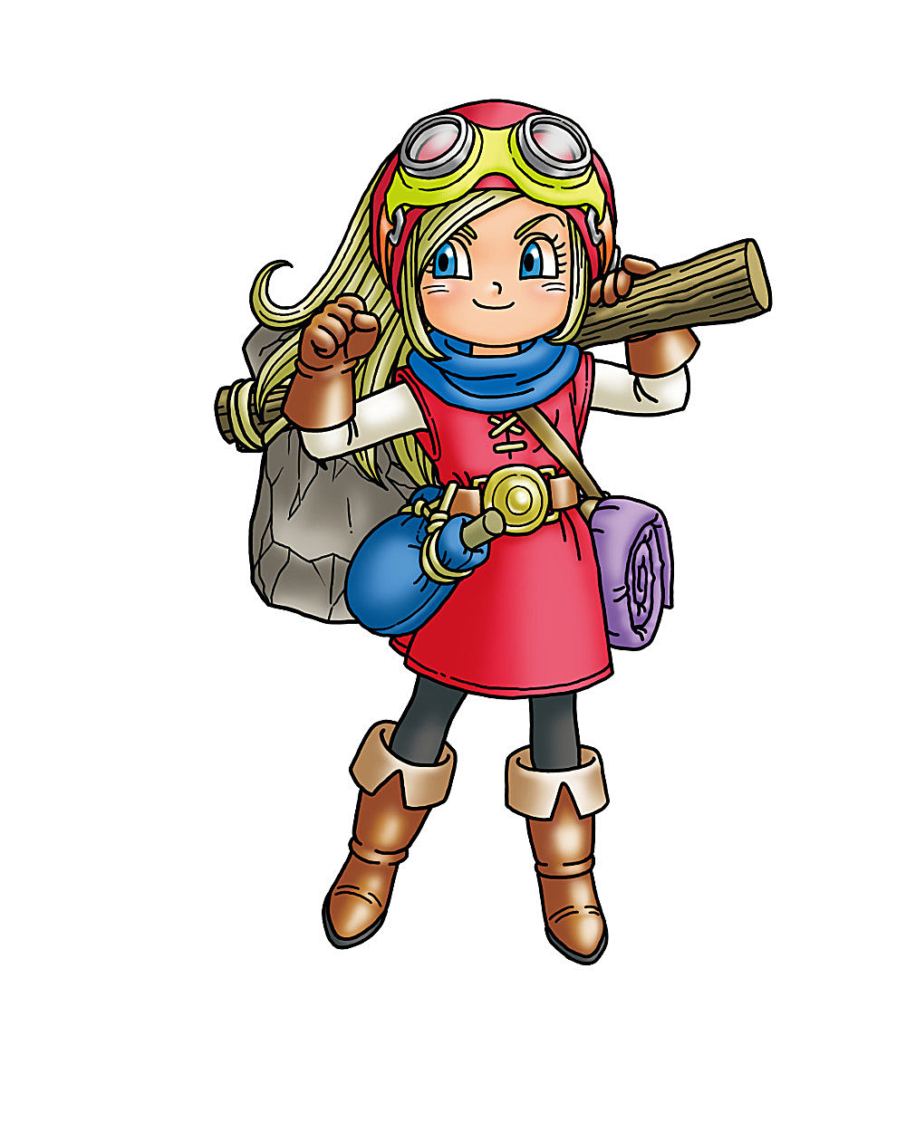 Dragon Quest Builders Guide.