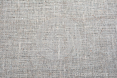 Texture Of Coarse Cloth Stock Photography.