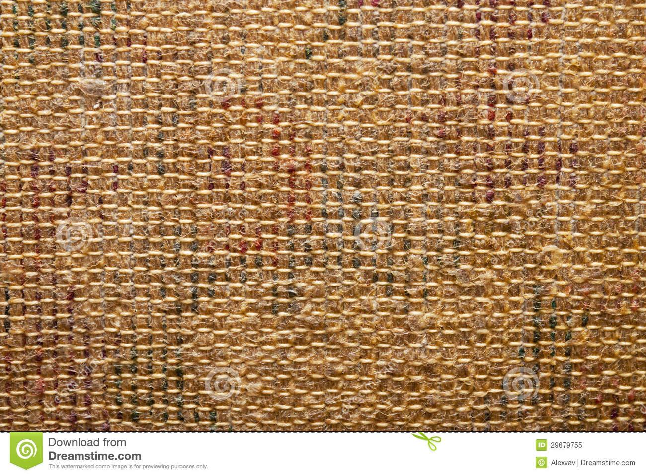 Coarse Fabric Texture Royalty Free Stock Photo.