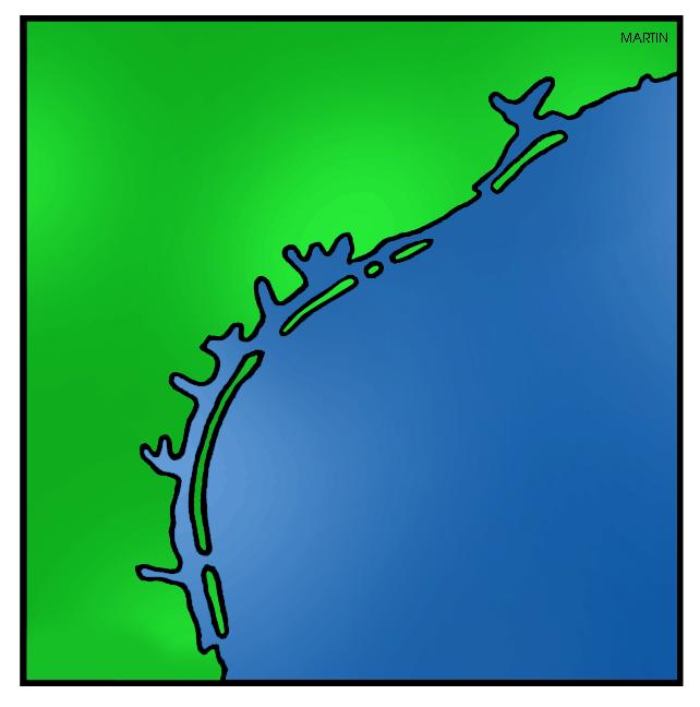 Coast clipart.