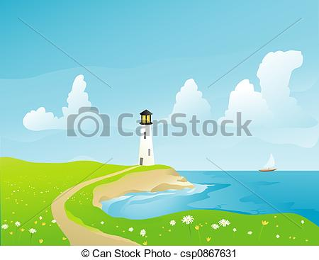 Coastal Illustrations and Clip Art. 1,858 Coastal royalty free.