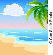 The coastline clipart #4