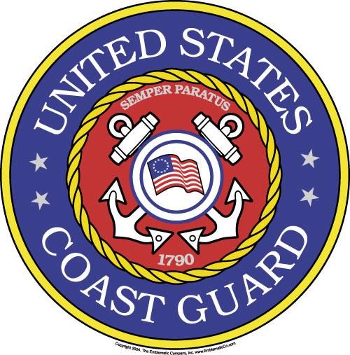 Coast Guard Emblem Clipart.